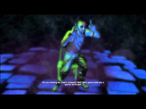 Far Cry 3: Vaas Death