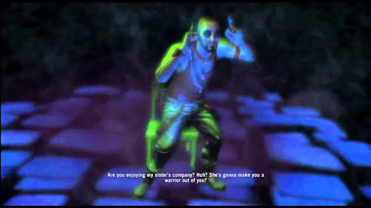 Far Cry 3 Vaas Death Youtube