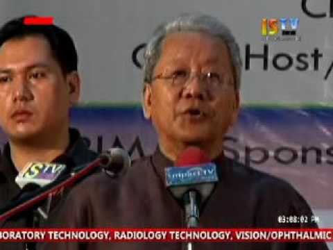 14th June 2016 ISTV 3 pm Manipuri News