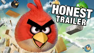 ANGRY BIRDS (Honest Game Trailers) thumbnail