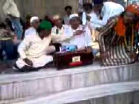 Kawali recorded at Haji Ali Dargah, Mumbai during our visit