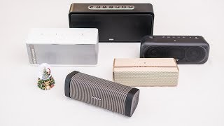 Denon Envaya DSB-250 - best portable speaker or only hype?