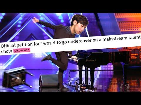 Twoset Joins America&39;s Got Talent?