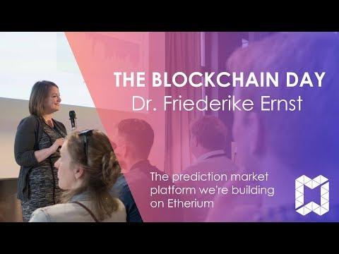 The Blockchain Day | Talk: Dr. Friederike Ernst