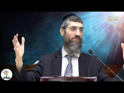 """הרב יצחק יוסף (נכדו של מר""""ן) - הלכות ט' באב HD"""