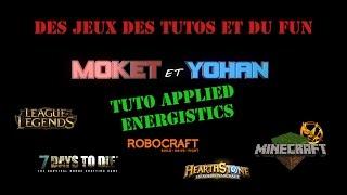 [FR] Minecraft 1.7.10 Tuto : Applied Energistics 2 partie 1 (les bases)