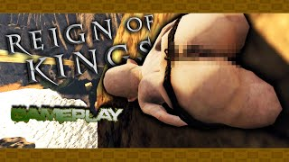 Reign Of Kings:  GamePlay