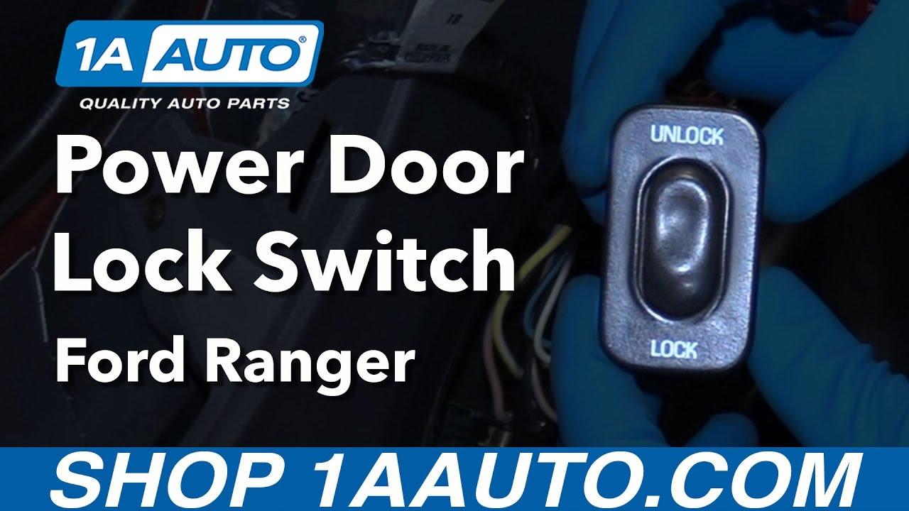 Ford Ranger Locks