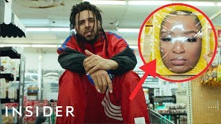 Hidden Meanings Behind J Cole39s 39Middle Child39 Video Explained