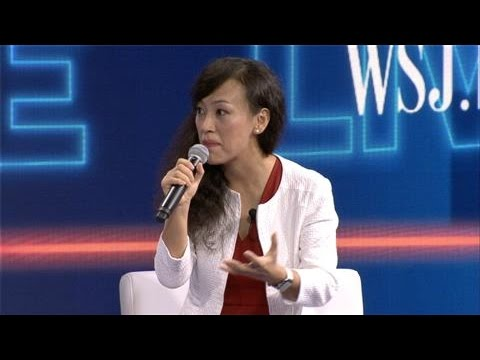 Didi Chuxing President on What She Learned From Lenovo Founder
