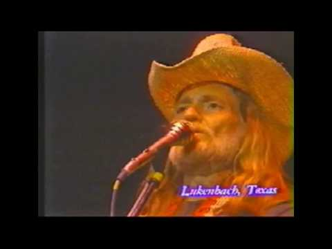 Willie Nelson live at Budokan 1984 - Luckenbach, Texas