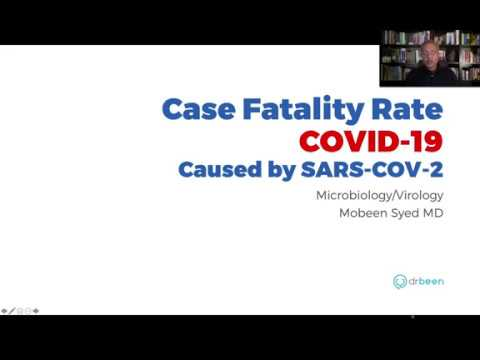 COVID-19 Death Rate (SARS-COV-2) - who is at risk of dying?