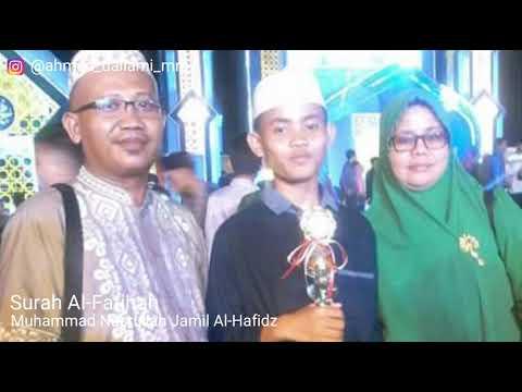 Surah Al Fatihah Muhammad Nasrullah Jamil Al Hafidz