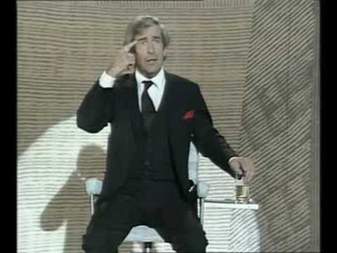 Dave Allen's thoughts about Adam and Eve