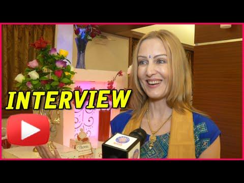 Than Than Gopal | Sussan Burnert Interview | Marathi Movie 2015 | Milind Gunaji