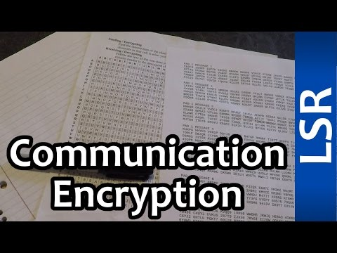 Communications Encryption for Preppers - Part 1 - One Time Pad