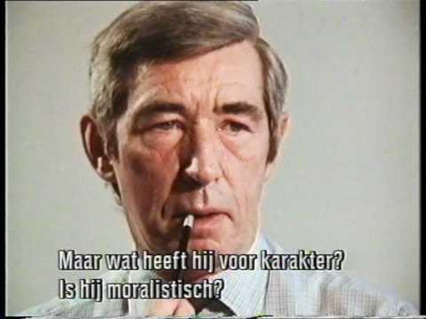 Interview Hergé 1971 [Kuifje]
