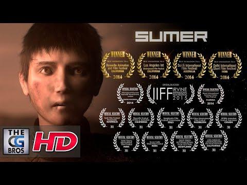 "CGI Animated Trailers : ""SUMER"" **AWARD WINNING* - by Alvaro Garcia"