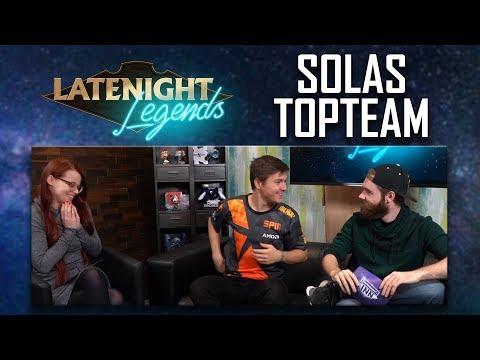Latenight Legends - Solas Topteam - Folge 1