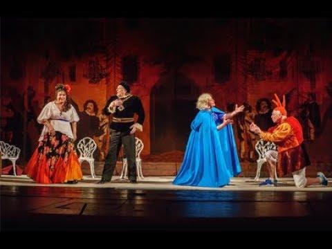 "Rigoletto. Финал спектакля ""Брависсимо!""/""Bravissimo!"", театр Сатиры Александра Ширвиндта"