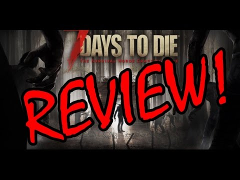 7 days to die review ps4 version youtube for Cocinar en 7 days to die ps4