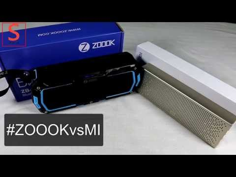 Portronics Posh Vs Xiaomi Mi Bluetooth Speaker Sound