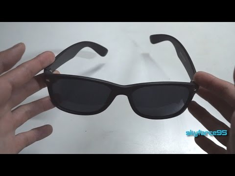 Merry's Polarized Retro S683 Sunglasses Unboxing & Review