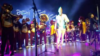 Fitz And The Tantrums Live at the Greek - Hand Clap ft. The USC Band 10-14-16