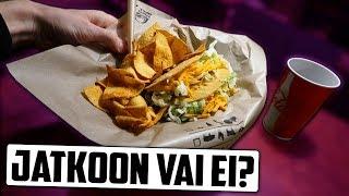 Ensimmäisenä Asiakkaana Suomen Taco Bellissa!
