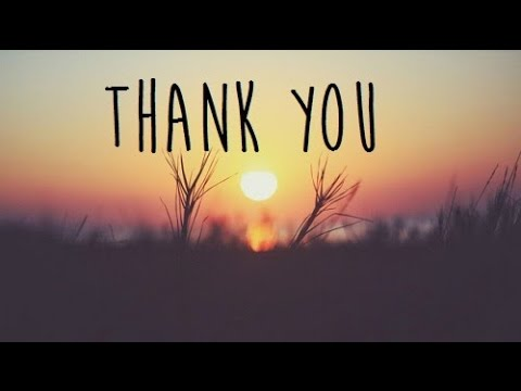 House Therapy -  Thank you