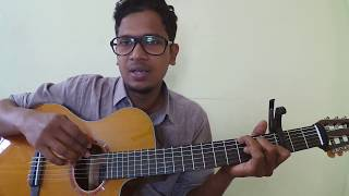 How to play Paruvame Pudhiya Paadal | Part-2 | Interlude | Isaac Thayil | Ilayaraja | Raw Cover Live