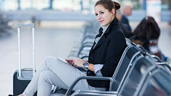 How to Feel Comfortable on a Plane   Back Pain Relief