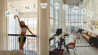 I BOUGHT A HOME ?? | first look at toronto condo