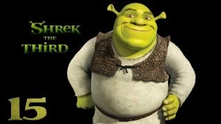 Shrek 3 (The Third   Шрек Третий) прохождение - Серия 15 [Финал]