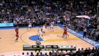 Chicago Bulls-Oklahoma Thunder 95:106 - 10/27/2010