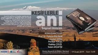 New discoveries in Ani,  prestij kitap tanıtımı