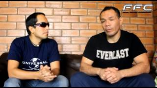 Jackson Mora presenta la cartelera del FFC X y habla de Jaime Cordova