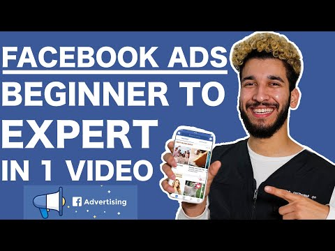 Facebook Ads STRATEGY in 2020   From Facebook Ad Beginner to EXPERT in 1 Video! Shopify Dropshipping thumbnail