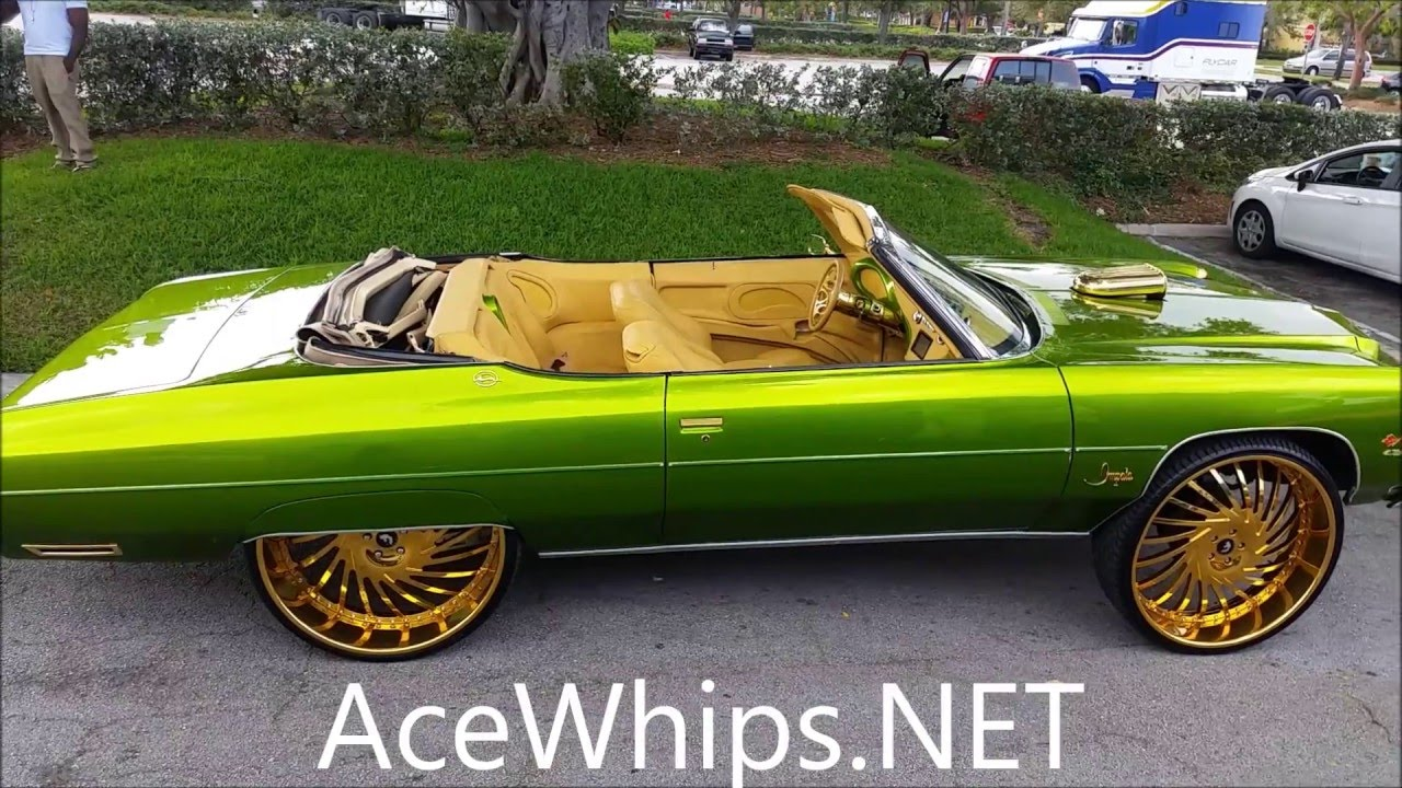 Acewhips Net Nava S Candy Green Chevy Vert On Gold 30