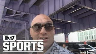 Tyson Fury to Deontay Wilder, 'Suck My Nuts' | TMZ Sports