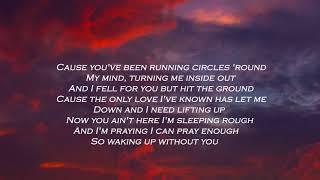 Lewis Capaldi - Tough (Acoustic) (Lyrics/Lyric Video) Video