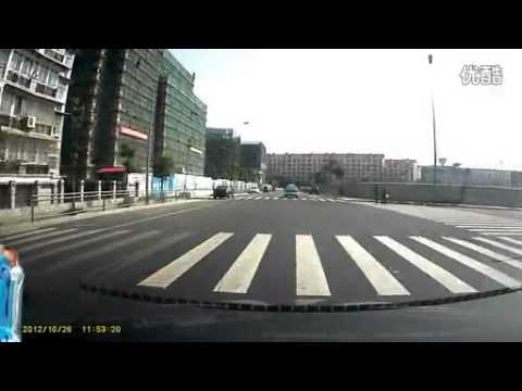 Car Dvr Dashboard Camera Self Driving Test Video 4
