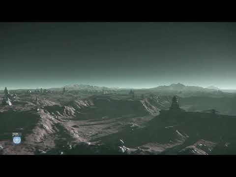 Star Citizen  - Planet Tech V4 Examples