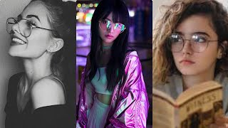 Photo Poses For Girls With Glasses 🤓 Photography  Deas For Girls Your Turn