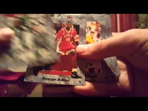 ASMR 1991 Classic Four Sport Box Break Favre RC