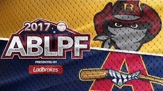 Afbeeldingsresultaat voor Australian Baseball League play offs 2017