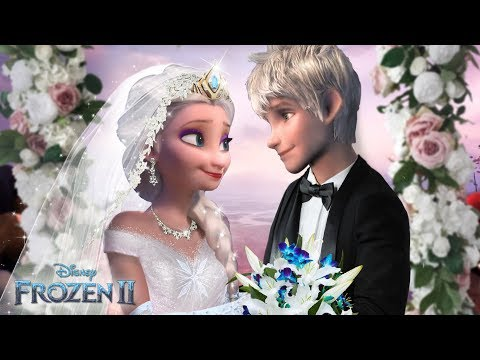 Frozen 2: Elsa And Jack Frost Are Getting Married! The Royal Jelsa Wedding! ❄💙Alice Edit!