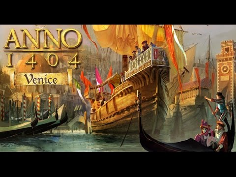 Не Обзор Anno 1404 / Dawn of Discovery