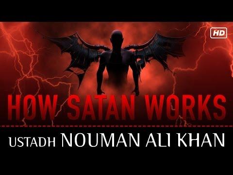 How Satan Works ᴴᴰ ┇ Amazing Reminder ┇ by Ustadh Nouman Ali Khan ┇ TDR Production ┇