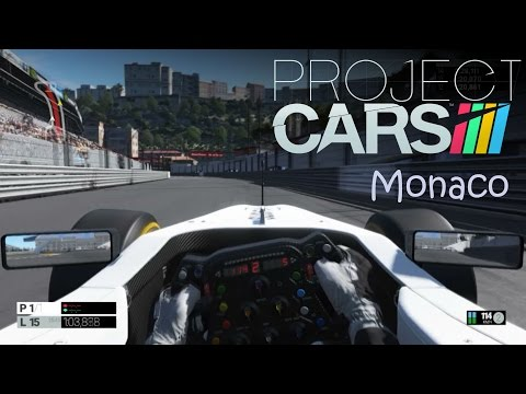 Project CARS Gameplay Monaco Formula A